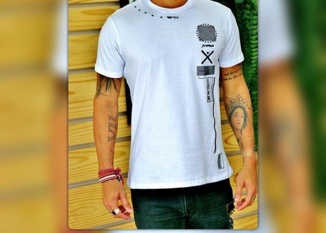 Camisetas Masculinas Em Águas Claras - Foto 5