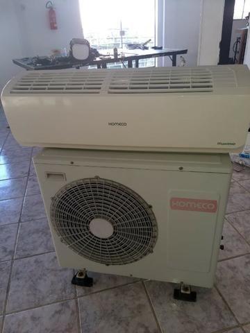 Ar condicionado 12 btus - quente e frio