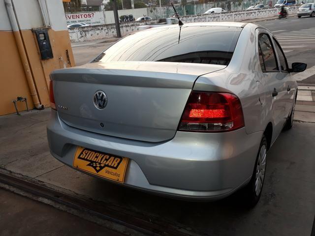 VW Voyage Trend 1.0 Flex Completo - Foto 4