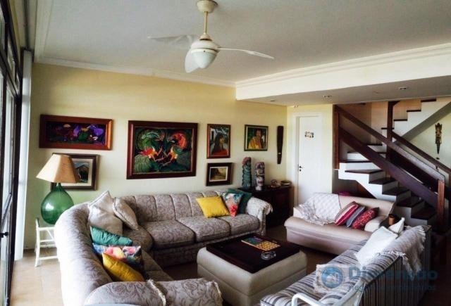 Apartamento à venda com 3 dormitórios em Praia brava, Florianópolis cod:491 - Foto 3