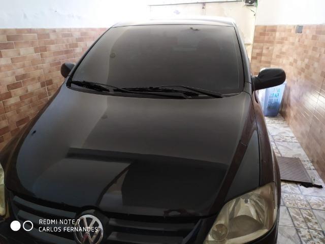 Vendo VW Fox 1.6 2005 4p Flex/GNV com ar/dh/trava