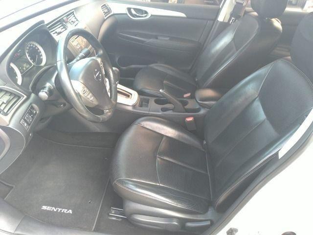 Nissan Sentra SV 2.0 Flex 16V Aut - Foto 6