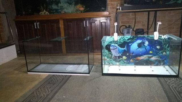 Aquario 200 litros - Foto 2