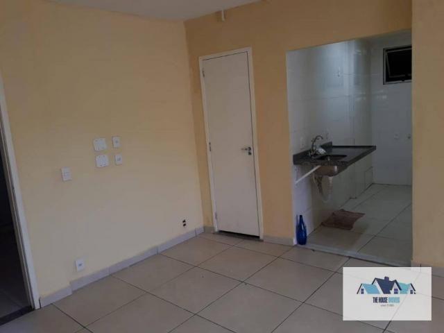 Kitnet para alugar, 35 m² por R$ 800/mês - Perto do Tio Sam -Barreto - Niterói/RJ - Foto 2