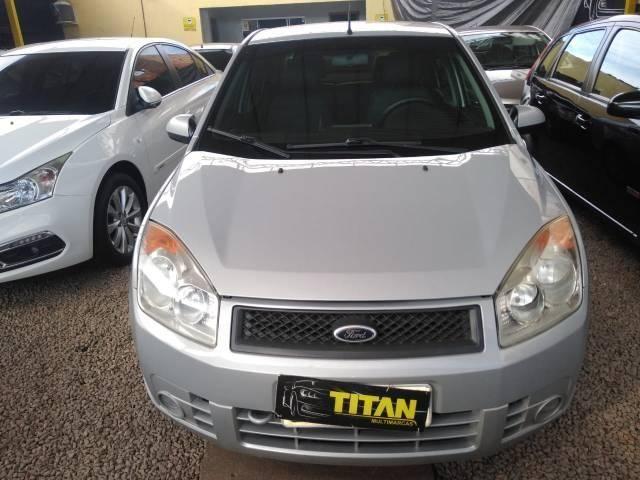 Fiesta 1.0 sedan 2009. Ent.R$ 5.000 - TITAN MULTIMARCAS - Foto 4