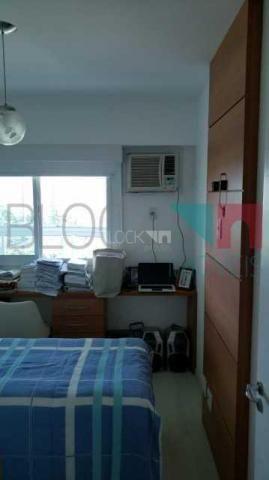 Apartamento à venda com 2 dormitórios em Barra da tijuca, Rio de janeiro cod:RCAP20716 - Foto 15