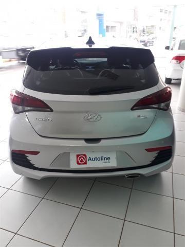 HB20 2018/2018 1.6 R SPEC LIMITED 16V FLEX 4P AUTOMÁTICO - Foto 4
