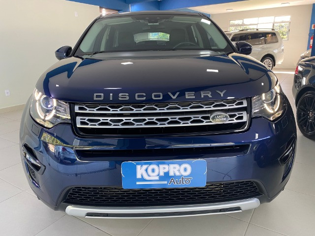 Land Rover Discovery Sport 2.0 Si4 Hse 2016 - Foto 2