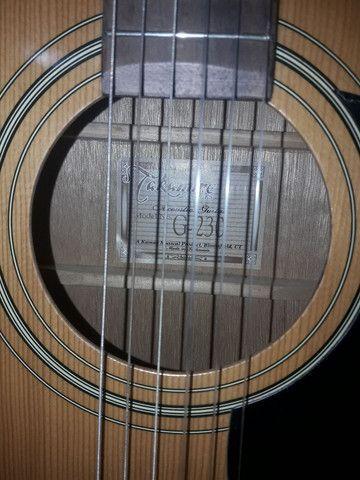 Violão Takamine G 230 acústico - Foto 2