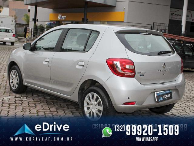 Renault Sandero Expression Flex 1.6 16V 5p - Carro Muito Novo - Lindo - Faço Troca - 2019 - Foto 4