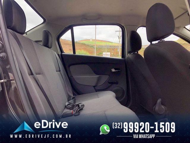 Renault Logan Expression Flex 1.6 16V 4p - Muito Espaçoso - Uber - Família - Novo - 2020 - Foto 17