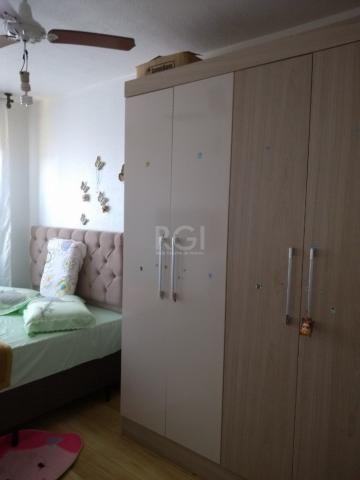 Apartamento à venda com 1 dormitórios em Rubem berta, Porto alegre cod:LI50879447 - Foto 2