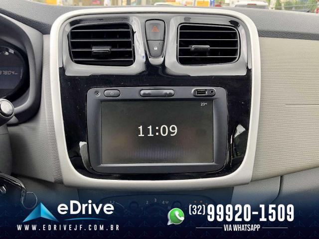 Renault Logan Expression Flex 1.6 16V 4p - Muito Espaçoso - Uber - Família - Novo - 2020 - Foto 13