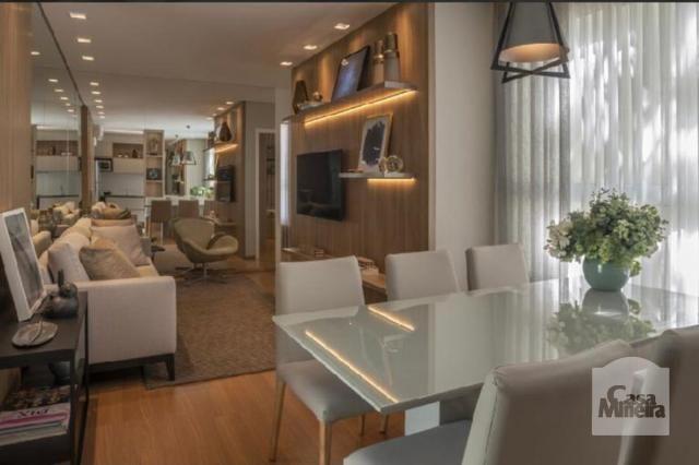 Apartamento à venda com 2 dormitórios em Jaraguá, Belo horizonte cod:259814 - Foto 5