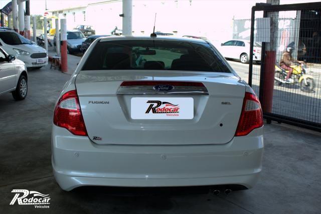 Ford Fusion 2.5 Branco - Foto 3