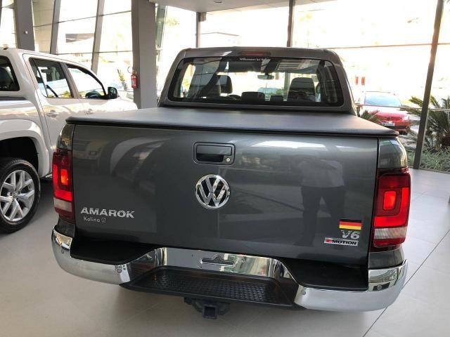 AMAROK 2019/2020 3.0 V6 TDI DIESEL HIGHLINE CD 4MOTION AUTOMÁTICO - Foto 7