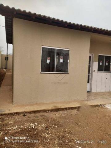 Casa com 2 dormitórios à venda, 52 m² por R$ 159.000 - Altos da Glória - Várzea Grande/MT - Foto 5