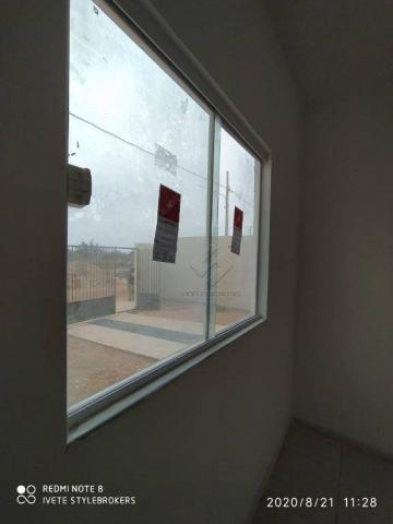 Casa com 2 dormitórios à venda, 52 m² por R$ 159.000 - Altos da Glória - Várzea Grande/MT - Foto 8