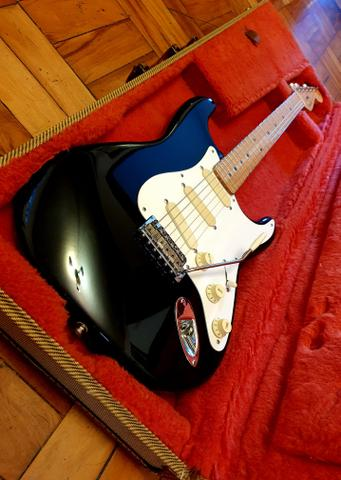 Fender Stratocaster Signature Eric Clapton Gibson Les Paul Standard custom 1959