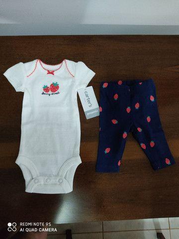 Carters roupa bebe - Foto 2