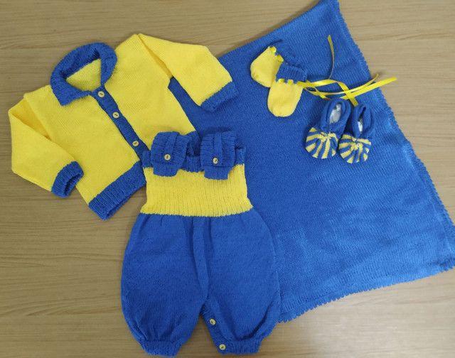 Saída de maternidade completa do Minions  - Foto 2