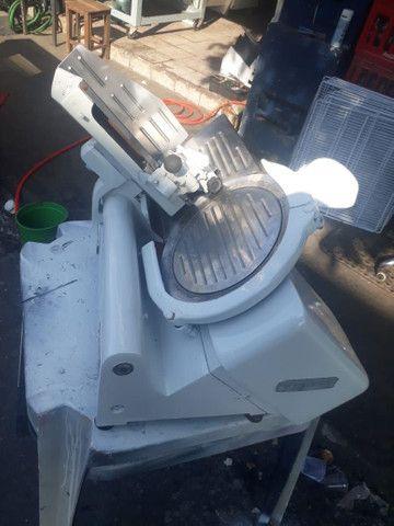 Fatiador 30 cm  semi automático - Foto 2