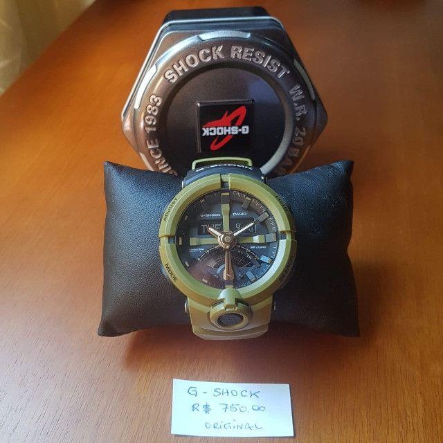 Relógios G Shock originais