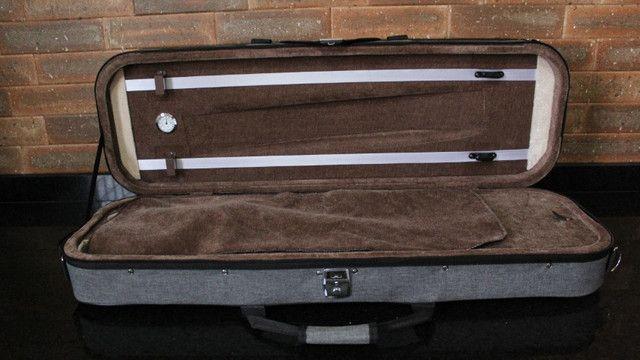 Estojo Case Térmico para Violino Super Luxo Excelente - Foto 5