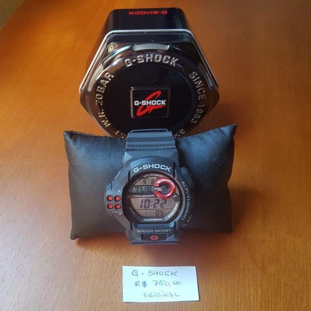 Relógios G Shock originais - Foto 6