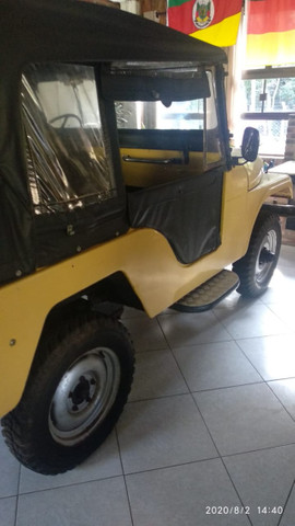 Jeep Willys Overland 1963 - Foto 7