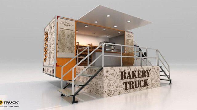 Trailer, food truck, quiosque, container - Foto 3