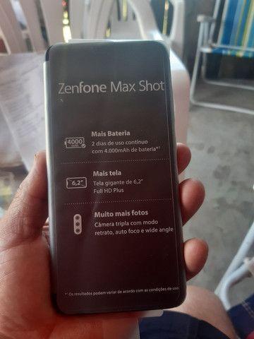 ASUS MAX SHOT 64GB 4RAM - ZERADO!!