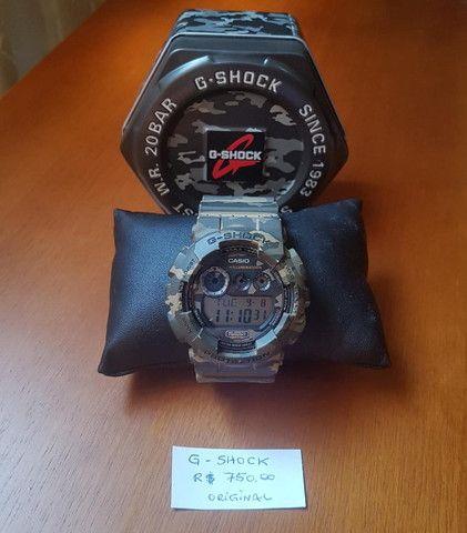 Relógios G Shock originais - Foto 4