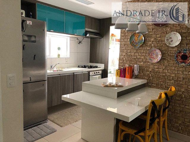 Apartamento de praia no Riviera em Aquiraz, com todas as opções de lazer e frente mar - Foto 9