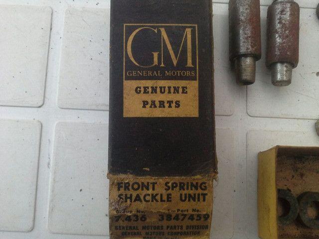 Peça General Motors GM original opala caravan c10 veraneio c14 - Foto 2