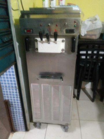 Máquina de sorvete suprema trifásica  - Foto 2