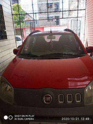 Fiat Uno Way 1.0 completo. Particular