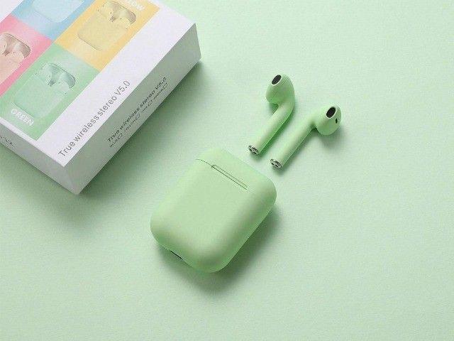Fone De Ouvido I12 Tws Bluetooth - Foto 4
