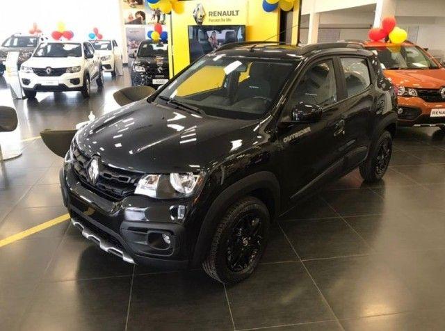 Renault kwid 21/22- Outsider- R$ 56.990,00 - 0 Km!!! Emplacado!!! - Foto 12