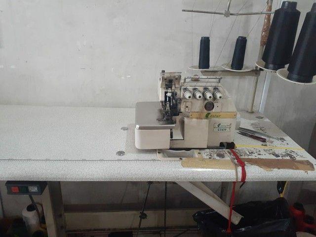 Vendo máquinas de costuras  - Foto 6