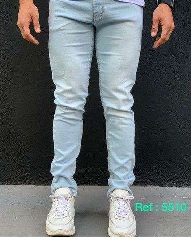Calça jeans masculina a pronta entrega