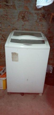 Vende se máquina de lavar e carinho de bebe - Foto 3