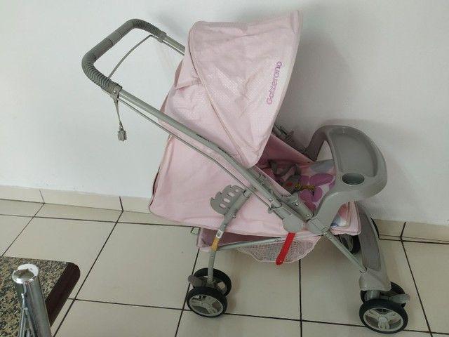 Carrinho de bebê Galzerano - Foto 6
