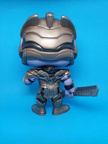 Funko Thanos 10 Polegadas - Gigante Novo e Fechado - Foto 3