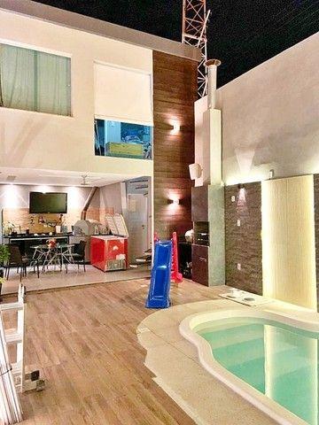 Casa com piscina no Inácio Barbosa