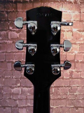 Guitarra Gibson L6-S 1974 USA com case - Foto 6