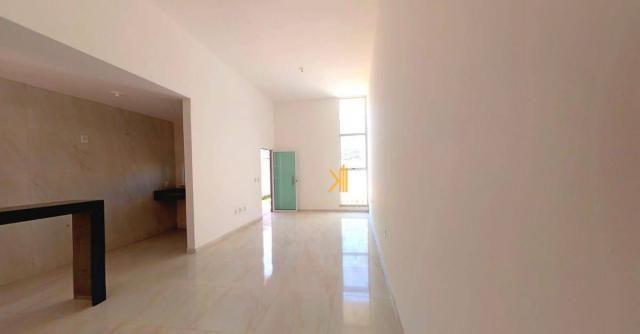 Casa com 3 dormitórios sendo 2 suítes à venda, 89 m² por R$ 265.000 - Urucunema - Eusébio/ - Foto 8
