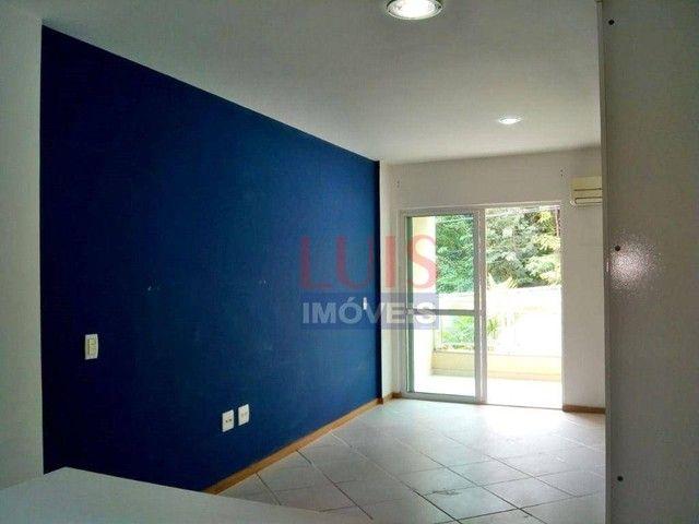 Loft com 1 dormitório para alugar, 69 m² por R$ 850/mês - Itaipu - Niterói/RJ - LF0016 - Foto 4