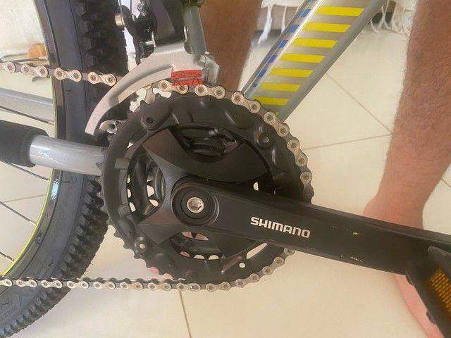 Bicicleta Caloi Atacamo  - Foto 6