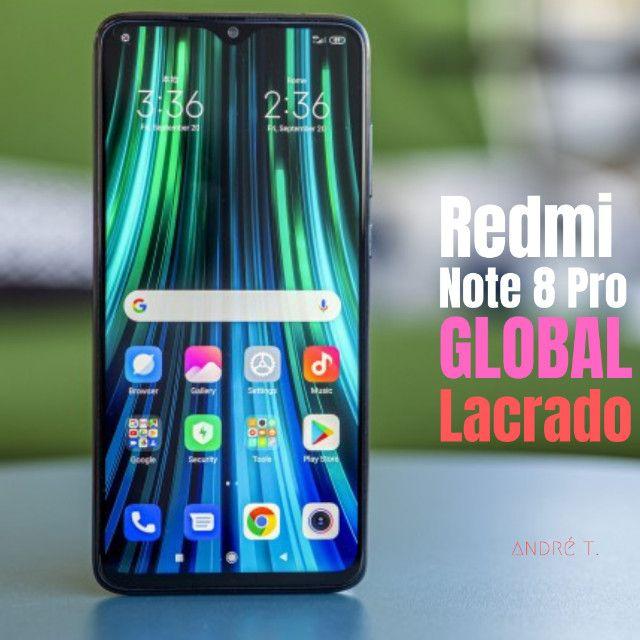 Telefone Redmi note 8 Pro 128gb